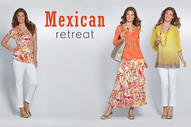 Mexican Retreat - Shop New In Top to Toe >