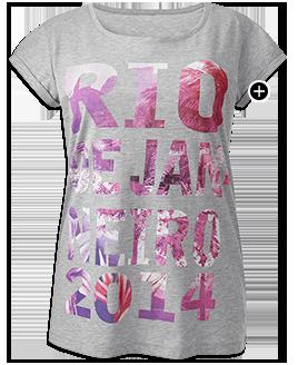 Rio Print T-Shirt