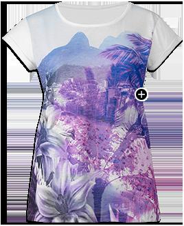 Copacabana Print T-Shirt
