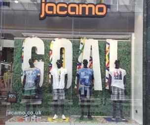Jacamo - Leeds
