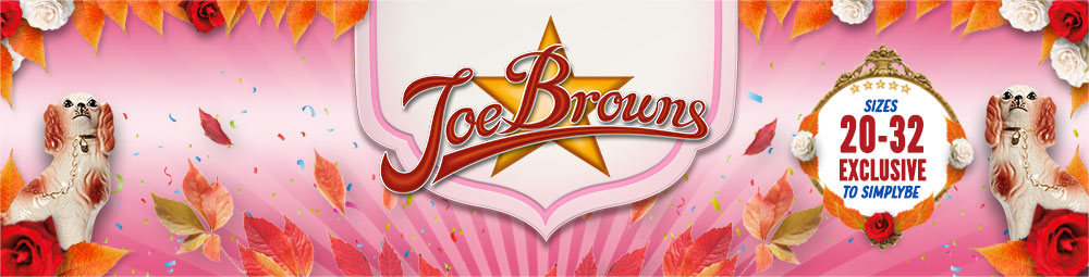 Joe Browns - Sizes 20-32 exclusive to us