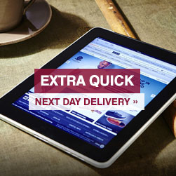 Extra Quick - Next Day Delivery