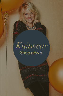 Knitwear - Shop now >