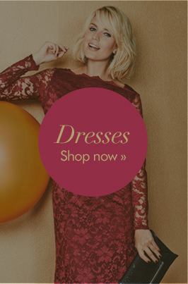 Dresses - Shop now >