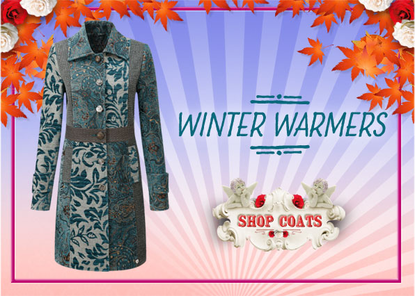 Winter Warmers - Shop Coats