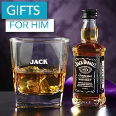 Gifts For Him - Jack Daniels Gift Set