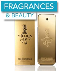 Fragrances & Beauty - 1 Million