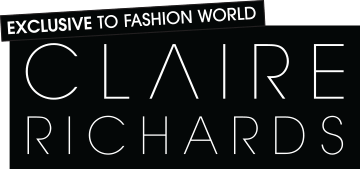 Exclusive to Fashion World - Claire Richards