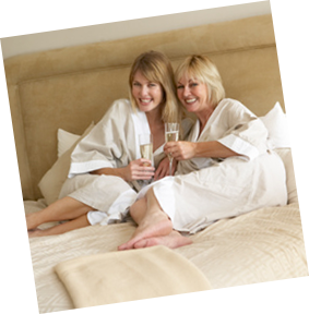 Mother of the bride guide tips advice speech templates for Mother daughter weekend spa getaways