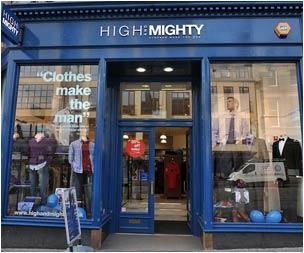 High & Mighty - Edinburgh