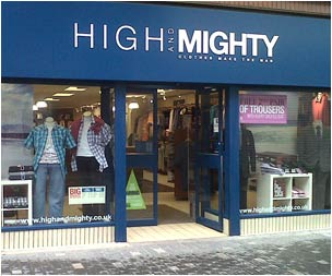 High & Mighty - Liverpool