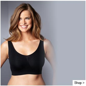 Shop Seam Free Pull on Bras >