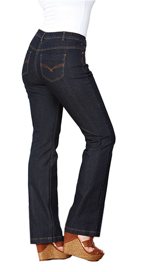 Fit your bum jeans