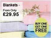 Cotten blankets