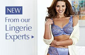 New! From our Lingerie Experts