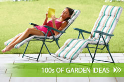 100s of garden Ideas >