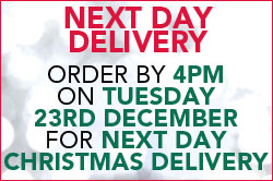 Next Day Delivery >