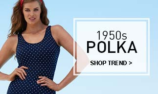 1950s polka
