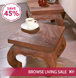 Browse Living Sale >