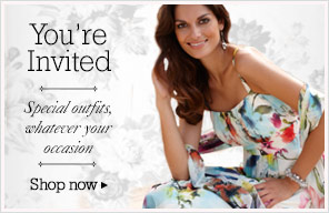 You're invited - special outfits whatever your occasion >