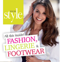 Your Style - Fashion, lingerie and footwear!