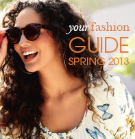 Your Fashion Guide Spring 2013
