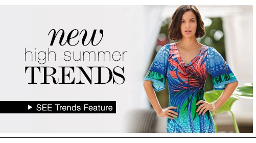 New high summer trends >