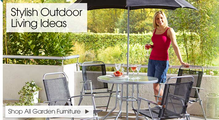 Stylish Outdoor Living Ideas