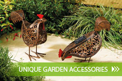 Unique Garden Accessories