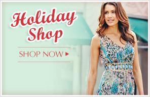 Holiday Shop - Shop Now