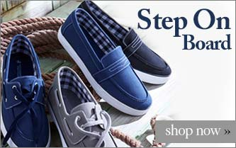 Step On Board - Shop Now