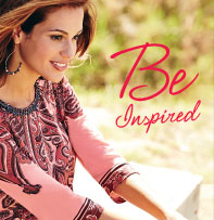 Be inspired - with 50% off your next order