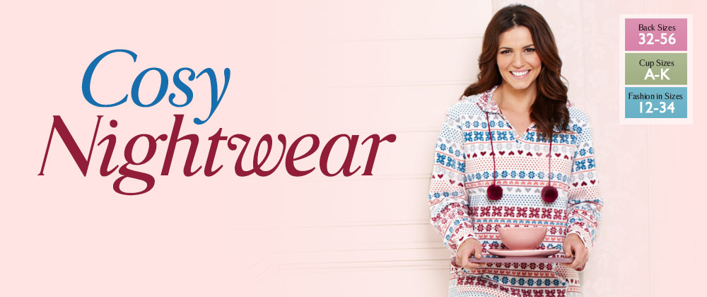 Cosy Nightwear >