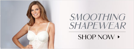 Smoothing shapewear - Shop Now >