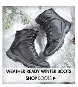 Weather Ready Winter Boots >