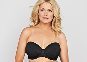 The Strapless Bra - Shop now >