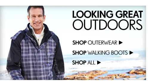 Looking Great Outdoors – Shop All >