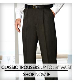 Classic Trousers – Shop Now 