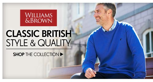 Williams & Brown – Shop the 