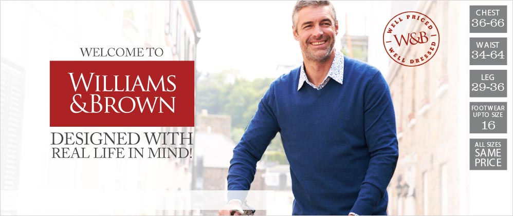 Welcome to Williams & Brown >