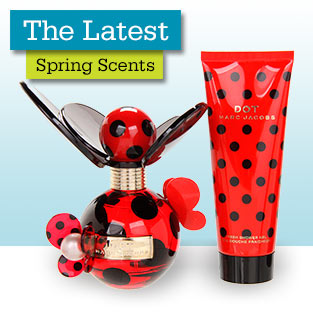 The Latest Spring Scents