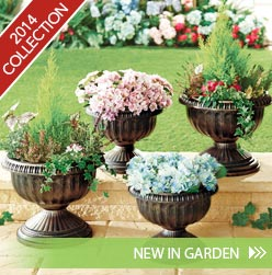 2014 Collection - New In Garden >