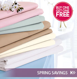 Buy One Get One Free - Spring Savings >