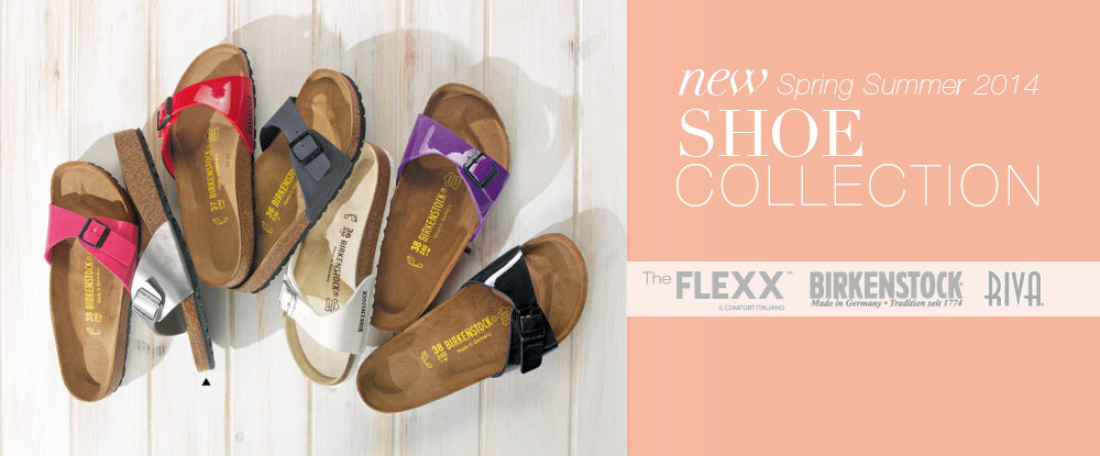 New Spring Summer 2014 Shoe Collection