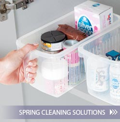 Spring Cleaning Solutions >