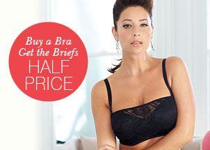 Buy a Bra, Get the Briefs Half Price - shop After Eden >