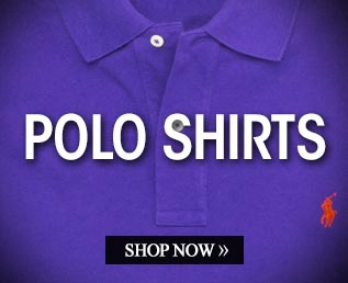 Polo Shirts – Shop Now >