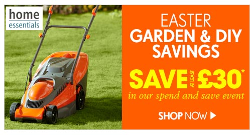 Easter Garden & DIY Savings >