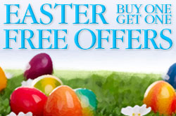 Easter Buy One Get One FREE Offers >