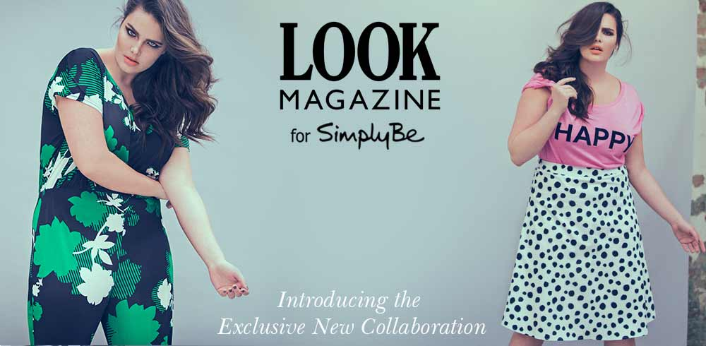 LOOK Magazine by Simply Be
